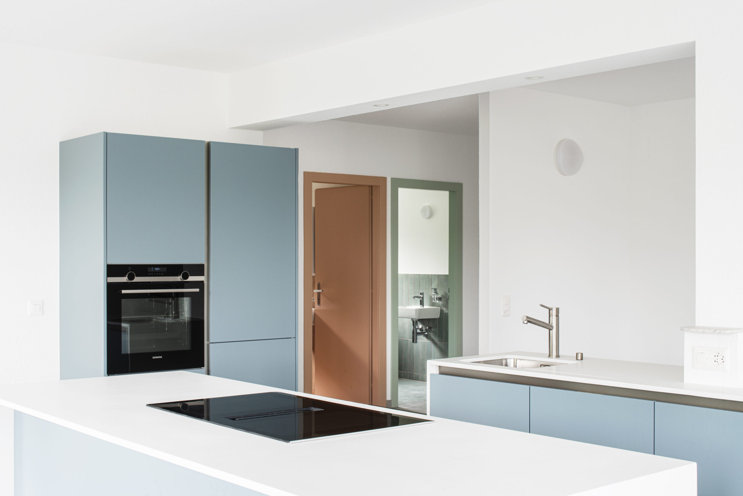 m58 | création d'un appartement